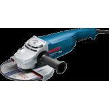 Запчасти на болгарку Bosch GWS 24-230 H
