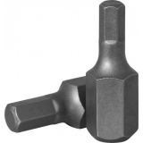 Бита 10мм,  Шестигранная 12 мм, 30 мм S2 материал