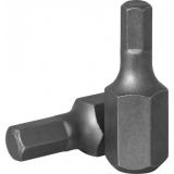 Бита 10мм,  Шестигранная 6 мм, 30 мм S2 материал