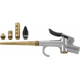 Пистолет продувочный  JAT-6904S с насадками, 5 предметов