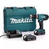 Запчасти Makita - шуруповерт HP457D