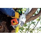 Бензопилы STIHL для ухода за деревьями