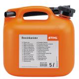 Канистра оранжевая для бензина Stihl