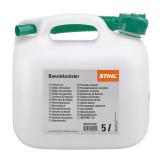 Канистра белая для бензина Stihl 20 литров
