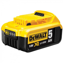 DeWALT DCF899 - аккумулятор 18v - 5.0ач (N394624)