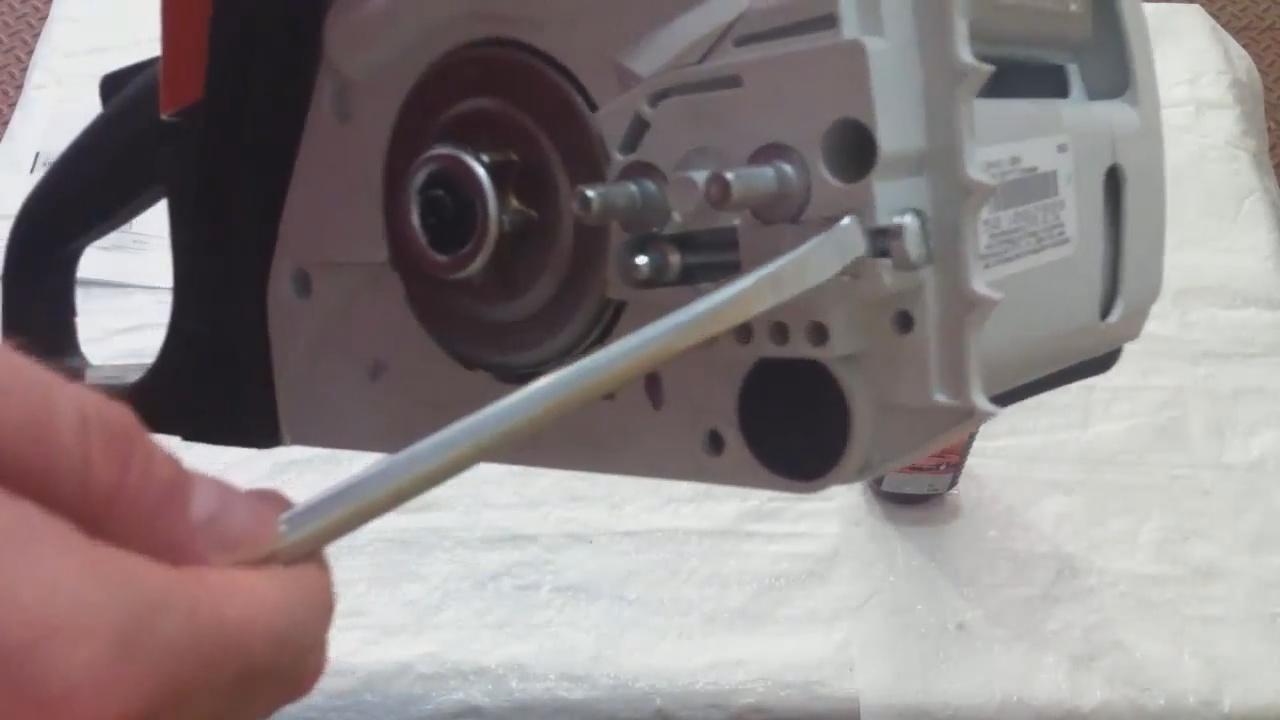 Ремонт маслонасоса электропилы своими руками 36